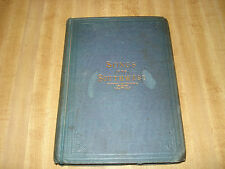 Awesome 1881 RARE Antique book - Songs Of The Southwest by Theodore F. Price