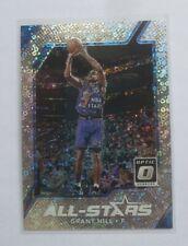 NBA 17-18 Grant Hill Donruss Optic All-Stars Fastbreak Disco Prizm Card 🔥