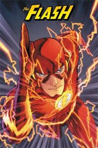 THE FLASH - COMIC POSTER 24x36 - JUSTICE LEAGUE 51463