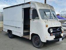 1962 Ford USA Step Van. Alu Karosserie wie Airstream, California, Nur 7% Zoll.