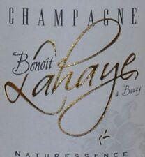 6 BT. champagne NATURESSENCE BENOIT LAHAYE bio