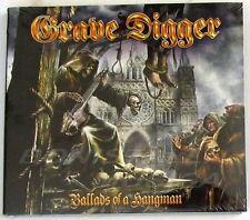 GRAVE DIGGER - BALLADS OF A HANGMAN - CD Sigillato Bonus Track