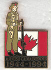 pin's militaire ARMEE CANADIENNE 1944 - 1994