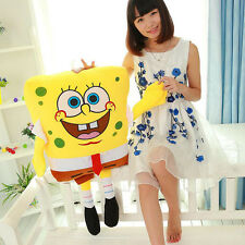 "Spongebob Squarepants NICE SPONGEBOB 12"" Plush STUFFED ANIMAL Toy NEW"