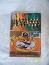 DMC 100th Anniversary Floss Pack Collector's Edition 36 Skeins 8.7 Yds. Each