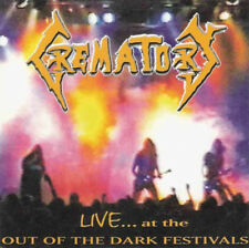 Crematory - Live At The Out Of The Dark Festival CD #G3230