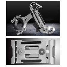 Support Aluminium De Téléphone De Vélo Bicyclette Support Gps Sur Guidon