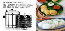 Stainless steel idli cooker  rack stand-Heavy duty cooking appliances