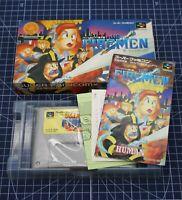 The Firemen Fire Men SNES Super Famicom Nintendo SFC japan