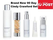 MEANINGFUL BEAUTY 5 PIECE 90 Day by Cindy Crawford NEW FORMULA Anti Ageing Set