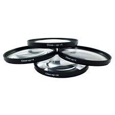 55mm Round Camera Lens Filters