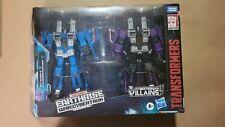 Transformers War for Cybertron Earthrise Skywarp Thundercracker Exclusive NEW