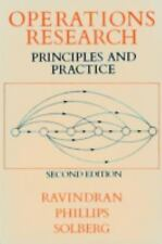 FAST SHIP - RAVINDRAN  2e Operation Research Principles and Practice         W57