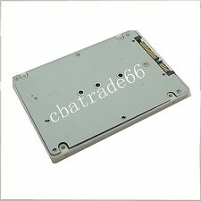 adapter card with case B+M key socket 2 M.2 NGFF (SATA) SSD to 2.5 SATA