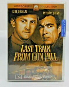 Last Train from Gun Hill (1959) - Kirk Douglas, Anthony Quinn Brand new sealed