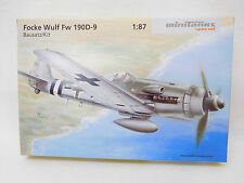 Mes-55543 roco Minitanks 794 1:87 Focke Wulf Fw 190d-9 Kit