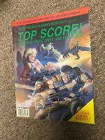 Electronic Gaming Monthly TOP SCORE Issue 7 RARE EGM