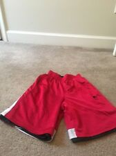 Starter Boys Athletic Reversible Shorts Sz S 6-7 Clothes Multicolor