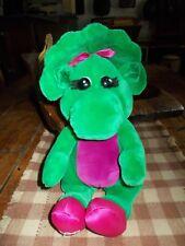 "Vintage  Barney's BABY BOP 14"" Plush Doll Toy 1993 Lyons VGC"