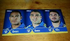 Original Set 2015 Season NRL & Rugby League Trading Cards