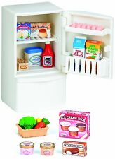 Sylvanian Families Refrigerator Set - Brand New