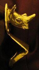 RHINOCEROS, RHINO Wall Mounted Bottle Opener in Bronze