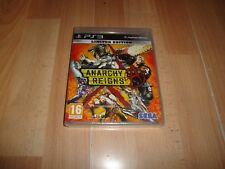 ★►ps3 juego Anarchy Reigns Limited Edition◄sony Playstation►game Play Pal/españa