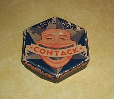 1939 ORIGINAL CONTACK DOMINOES FAMILY BOARD GAME VOLUME SPRAYER TULSA OKLAHOMA