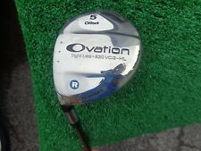 Left Hand Adams Golf Offset Ovation 5 Wood 19 Regular Flex Aldila Shaft LH