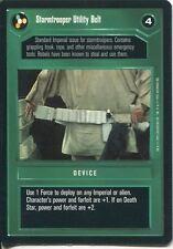 Star Wars CCG Premiere Black Border Stormtrooper Utility Belt