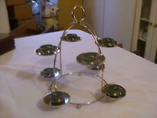 Partylite SPARKLING LIGHTS TIERED MULTI TEALIGHT HOLDER   NEW FOR FALL 2016 NIB
