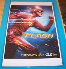 DC Comics The Flash 11X17 TV Poster CW Barry Allen Grant Gustin 2