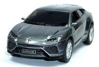Lamborghini URUS grau metallic ca. 12,5 cm Sammlermodell Neuware von KINSMART