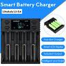 Liitokala LII-S4 LCD Smart Battery Charger 4 Slot for 18650 26650 18350 NiMH AA