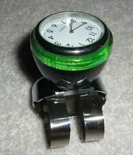 Original Vtg Style Suicide Brody Spinner Steering Wheel Knob CLOCK Chevrolet