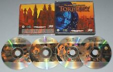 Planescape Torment - Jewel Case PC CD Rom Game - Dungeons & Dragons Plane Scape
