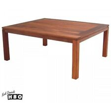 NEW Solid Merbau Timber Outdoor Dining Table Outdoor $900 - $1499