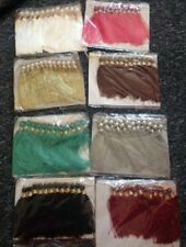 New stylish Pearl Tassel Latkan for designer suits Blouse Or scarf x12