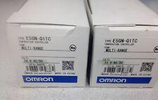 Omron E5GNQ1TCACDC24 x2 Temp Controller