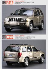Maisto Jeep Grand Cherokee factor 1:18 car model (L)