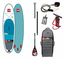 """Red Paddle Co inflatable stand up paddle board SUP 10'6"""" RIDE"""