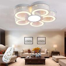 LED Dimmbar Deckenleuchte Deckenlampe Flurleuchte Wandlampe Modern Pendelleuchte