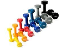OLIVER VINYL HANTEL PAAR Kraft Training Body Pump Gewichte Functional Intervall