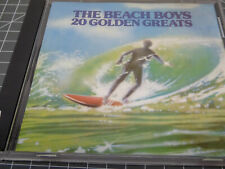 THE BEACH BOYS * 20 Golden Greats * VG (CD)