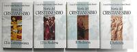 Storia del Cristianesimo - Filoramo/Menozzi - 4 Vol. Mondolibri 2002 - RILEGATO