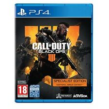 Call of Duty Black Ops 4 Specialist Edition Ps4 DISPATCH Now