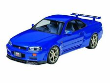 Tamiya 1/24 Sports Car | Model Building Kits | No.210 NISSAN SKYLINE GT-R Spec V