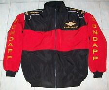 NEU ZÜNDAPP Oldtimer Fan-Jacke schwarz/rot veste jacket jas giacca jakka