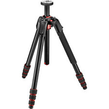 Manfrotto 190 Go!  4 Section Aluminum Tripod with Twist Locks Black