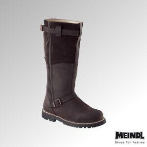 Meindl Kiruna GTX Men's Tall Hunting Boot Mahogany (7730-39)